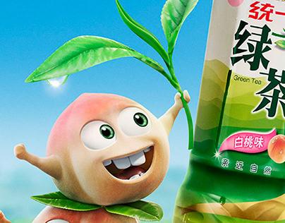 FANCL Peach Tea