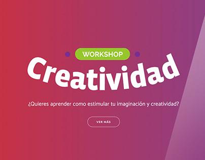 "Project ""Creativity Workshop"""