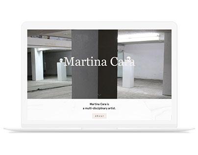 Martina Cara | Portfolio