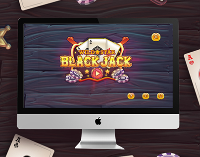 Black Jack Game Art