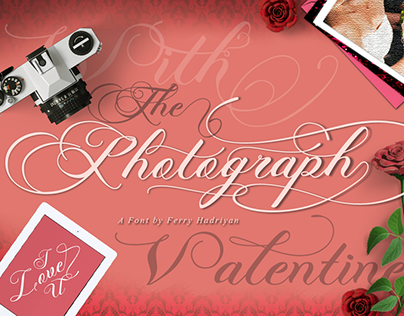 Free Font of the Week - The Photograph