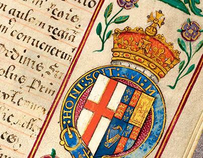 Magazine Design - College of St George, Windsor Castle