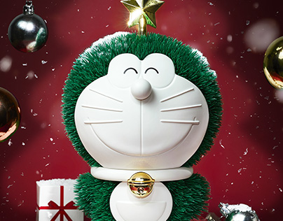 DORAEMON CHRISTMAS TREE