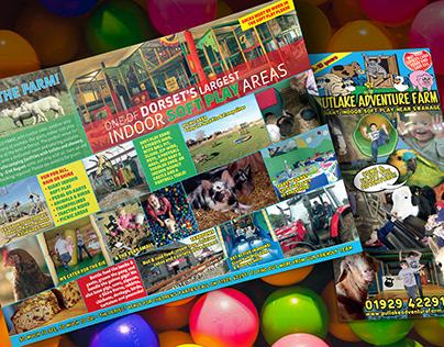 6pp DL Leaflet Design & Print