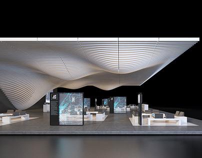 Aldar Cityscape Exhibition , Dubai 2019
