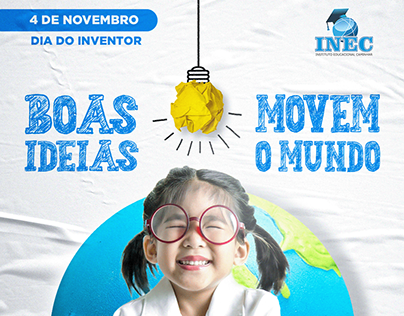 Social Media - Instituto Educacional Caminhar