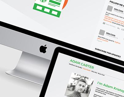 Adam Carter Digital Portfolio