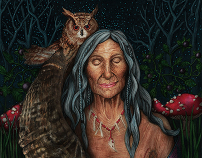 The Crone/Wise Woman