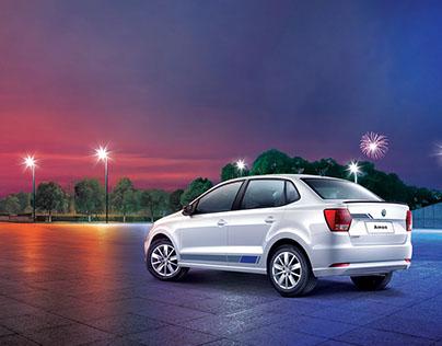 Volkswagen Ameo Festive Edition