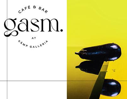 Gasm — Café & Bar