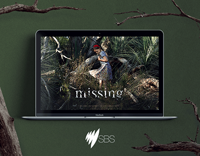 'missing' an SBS Interactive documentary