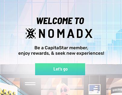 CapitaLand NomadX Concept Store