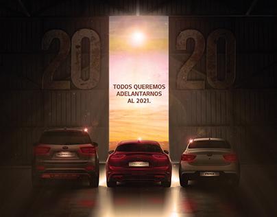 KIA NUEVOS MODELOS 2021