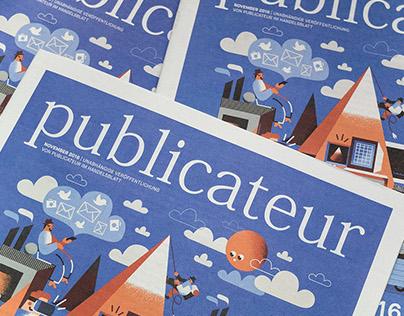 publicateur – November Issue, 2016