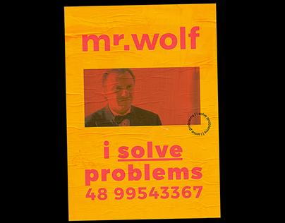 Mr. Wolf   Branding