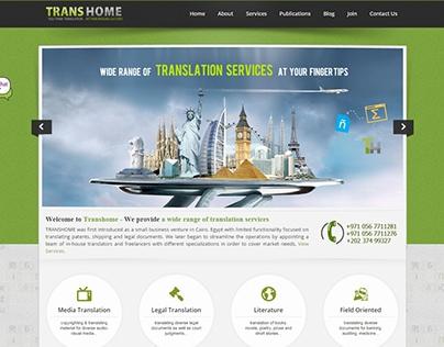 Transhome Translation Services - Dubai