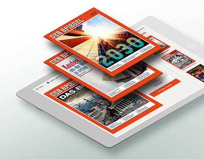 news magazin app
