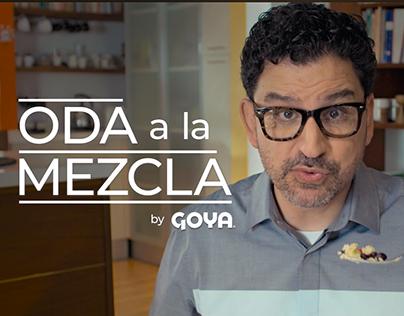 GOYA - Tribute to the Mix / Oda a la Mezcla