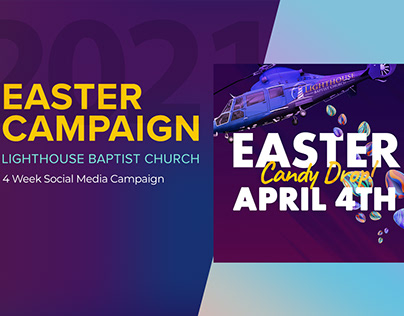 Easter Social Media Campaign