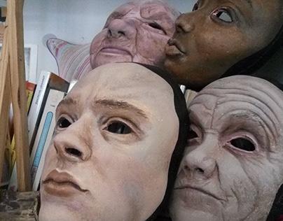 Masks - Complete series, April 2021