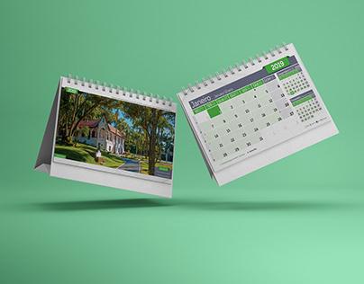Calendário Sasse Fotografia Profissional