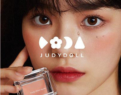 JUDYDOLL Beauty | Brand Identity