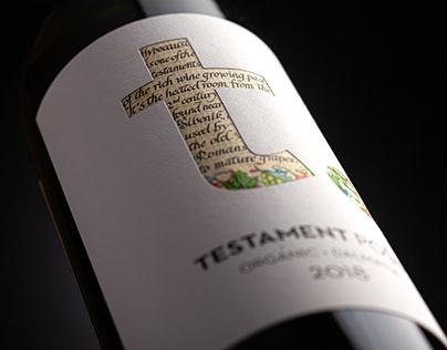 Testament wines