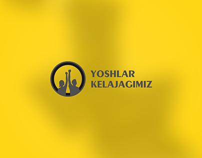 Yoshlar Kelajagimiz Logotype