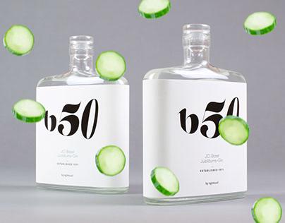 b50 – Jubilee-Gin