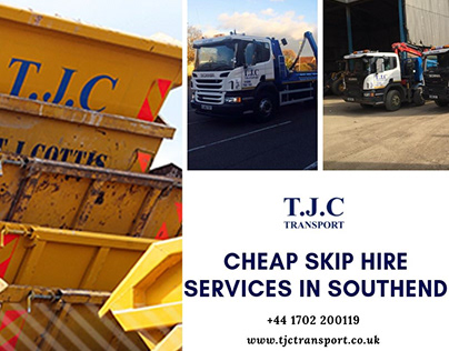 Cheap Skip Hire in Southend