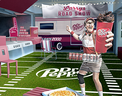 Larry's Road show
