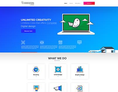 Codesign Lab UI Design