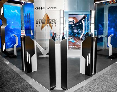 Star Trek Booth @ SDCC