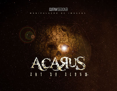 ACARUS Demo 2009 - Arte do Álbum