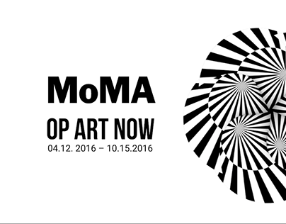 MoMa - OpArt Now