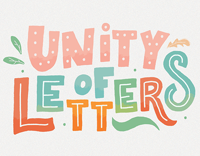 Unity of Letters