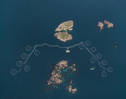 Norway Fishfarms