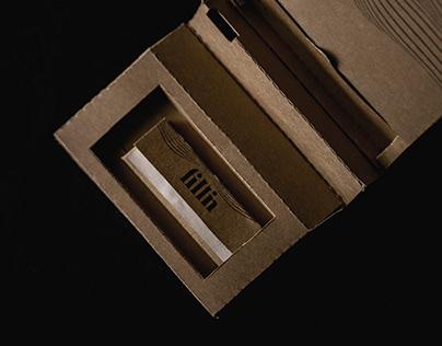 fillin / smoke package design