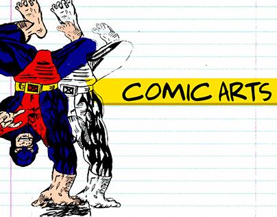 Uncanny X-Men / Digital Illustration