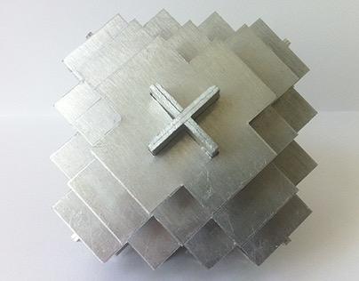Aluminum Square