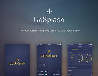 UpSplash app