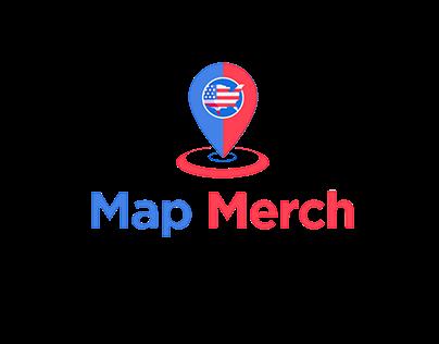 MAP MERCH LOGO DESIGN