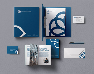 Partenaire-Conseils | Branding and Interactive