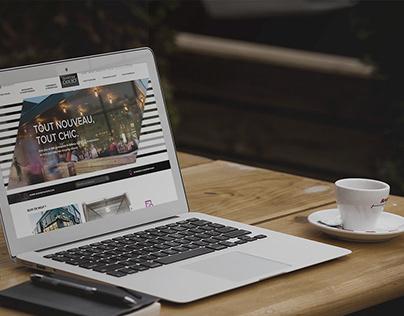 Quartier Dix30 - Website