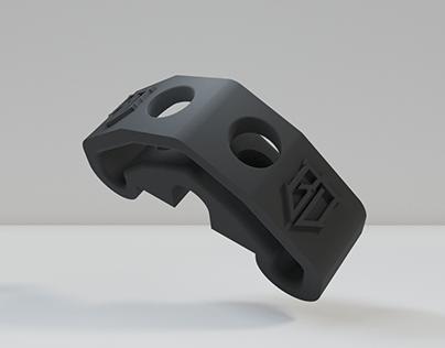 Motorcycle Bracket 3d Print