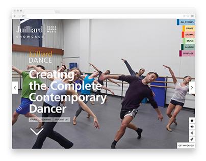 Discover Juilliard