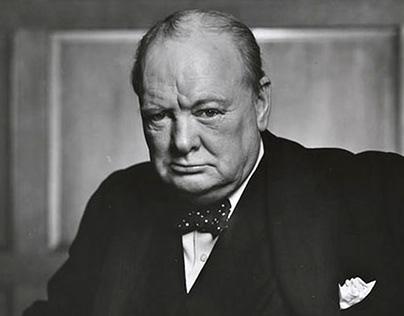 WE SHALL NEVER SURRENDER speech by Winston Churchill