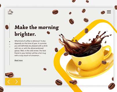 Coffee Site.Animation