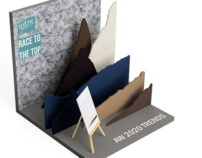 Commercial Project Visual Merchandising; AW 2020 Trends