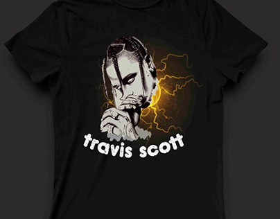 travis scoot tshirt